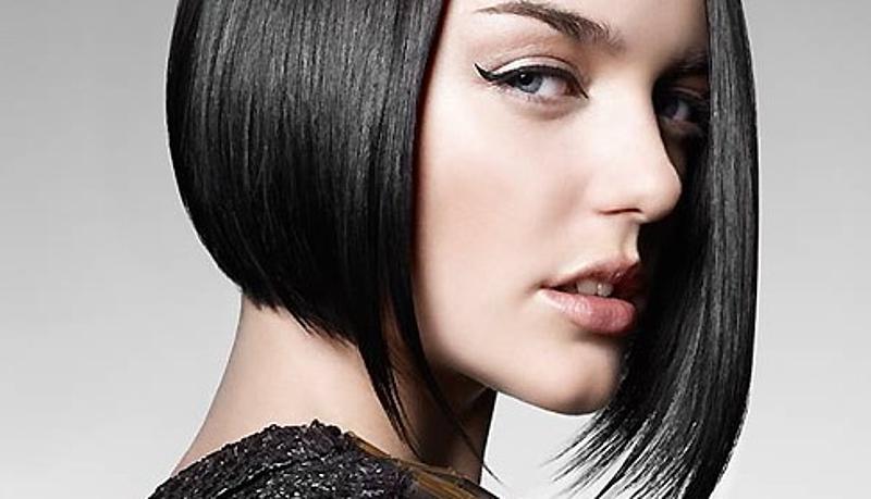 Креативные стрижки на длинные волосы - 54089